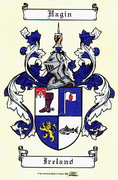 The Hagin Coat of Arms