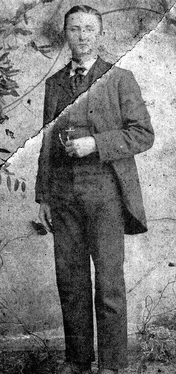 Daniel Washington Blue, Age 19