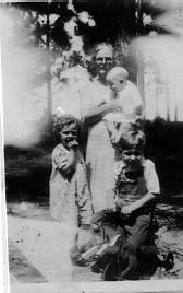 Grandma Nancy Ellen Hendrix Hagin C 1932