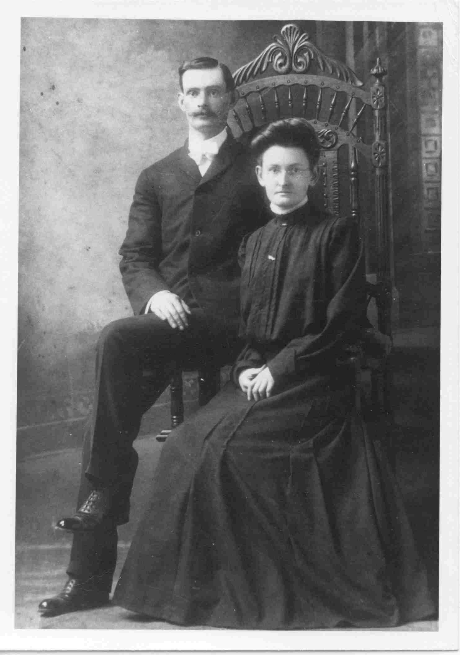 William Elbert and Ola Mewborn Lowe