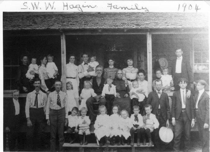 SWW Hagin Family 1904