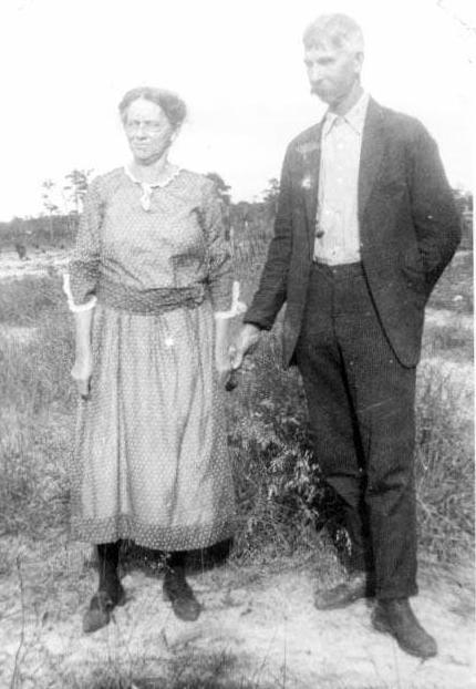 William Owen and Effie Robinson Hagin